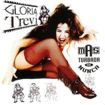 Cd Primer Edición Gloria Trevi: Mas Turbada Que Nunca 1994