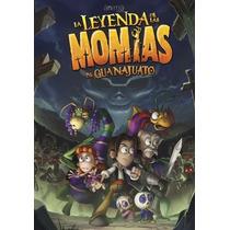 La Leyenda De Las Momias De Guanajuato Pelicula Dvd