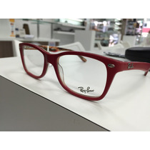 Oculos Para Gray Ray Ban Rb 5228 5406 53 Original P. Entrega
