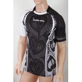 Camiseta Rugby Maori Webb Ellis All Blacks Entrenamiento