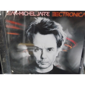 Jean Michel Jarre Electronica Cd Nuevo Sellado