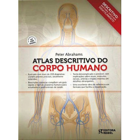 Livro Atlas Descritivo Do Corpo Humano