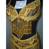 Roupa Dança Ventre Odalisca 250,00 Atelier Soniavania