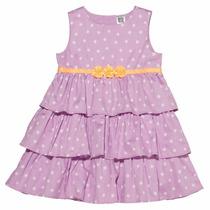 Vestido Fiesta Carters Niña 18 Meses Conjunto De 2 Piezas
