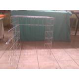 Rascaderos Para Gallos 75x75 Cal.12 Puertas- Frente