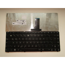 Teclado Notebook Asus X44c - Aekj2600020 Mp-10a86pa-9201 Ç