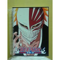 Caderno De Anime Bleach 10 Materias200 Folhas Mod1