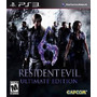 Resident Evil 6 Ultimate Edition | Ps3 | ¡ Entrego Y A !