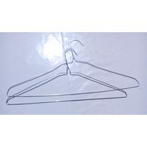 Gancho Alambre Galvanizado Camisa Tintoreria Caja 500 Piezas