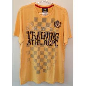 Camiseta Masculina Amarela - Balada - Tam: Gg - C.536