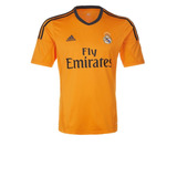 Camiseta Real Madrid Suplente Original adidas Temporada 2014