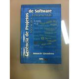 Gerência De Projetos De Software Visual Books Moacir Quadros