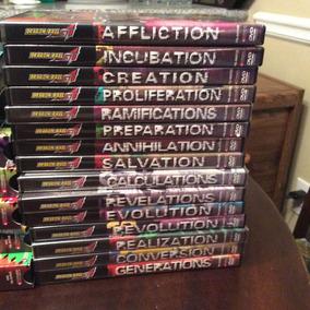 Dragon Ball Gt Dvds Del 2 Al 14 En Perfecto Estado Americas