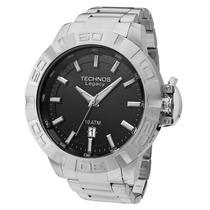 Relógio Technos Masculino Legacy 2415bz/1p Extra Grande Big