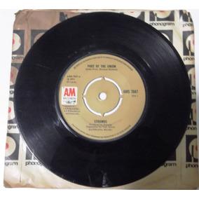 Compacto Vinil Strawbs Part Of The Union 1973 A&m (folk Rock