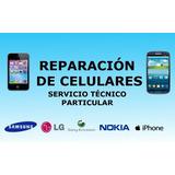 Servicio Tecnico Celular Apple Samsung Motorola Sony Nokia