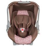 Bebê Conforto Nino Rosa Onça - Tutti Baby