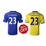 Camiseta Chelsea F.c Oficial Cuadrado #23 Original 35%dto