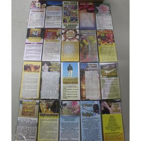 Folhetos Para Evangelismo - Pacote C/ 100 Unidades