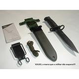 Nova Faca Baioneta Amz Ou Ia2 Imbel Envio Imediato!!!