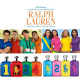 Perfume Polo Big Pony By Ralph Lauren Dama O Caballero