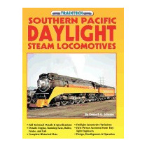 Libro Southern Pacific Daylight Steam, Kenneth G Johnsen