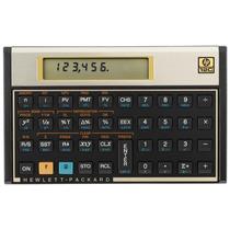 Calculadora Financeira Hp 12c-frete Gratis-garantia + Capa