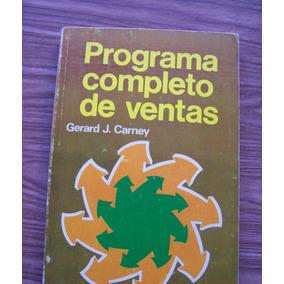 Programa Completo De Ventas-aut-gerard J.carney-edit-diana