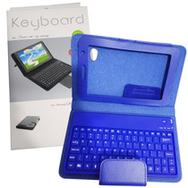 Capa Case Teclado Bluetooth Tablet Samsung Galaxy Tab 2 7.0