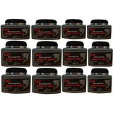 Kit Com 12 Potes Gel Massageador Cartilagem De Tubarão 240g