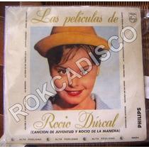 Españoles, Las Peliculas De Rocio Durcal, Lp 12´,