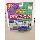 Johnny Lightning Monopoly Park Place Pontiac Tempest 1:64