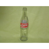 Antiga Coca Cola Garrafa Vidro Refrigerante Alto Relevo 88