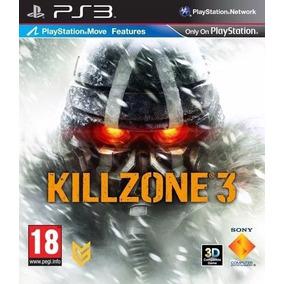 Killzone 3 Ps3 Original Entrega En El Dia Modo Move Español