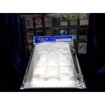Xion Tcg Pack De 50 Folios De Carpeta