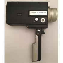 Filmadora Super 8 Yashica 50n