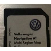 Cartao Sd Gps 2017 Original Vw Novo Golf/jetta/passat/voyage