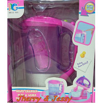 Liquidificador Mini Chef Brinquedos Menina
