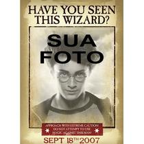 Skin Adesivo Personalizado Do Harry Potter