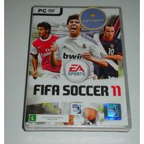 Fifa Soccer 11 Futebol Jogo Pc Original