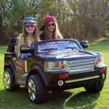 Jeep Eléctrico Para Niños Land Power De 2 Puestos