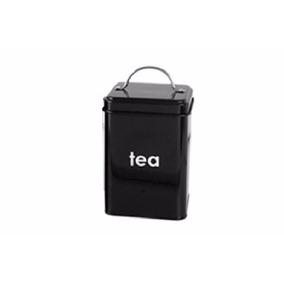 Lata Vintage Tea Para Té Nueva