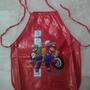 Delantales Escolares Infantiles Plasticos