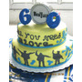 Tortas Artesanales Decoradas- Beatles, Minions, Hot Wheels..