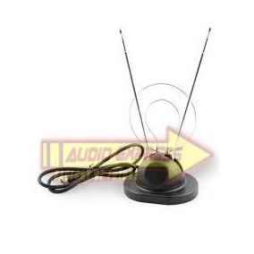 Antena De Conejo Aro *eco Cable Coaxial 015315