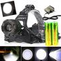 Linterna Minera Led Manos Libres De 8000 Lumens Skywol Usa