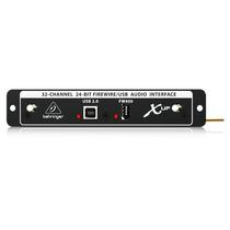 Placa De Som / Interface De Áudio Behringer X Uf