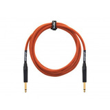Cable P/ Guitarra Bajo Orange Cajj 3 Metros Ficha Recta