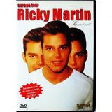 Dvd Ricky Martin - Europa Tour - España Cantó - Lacrado