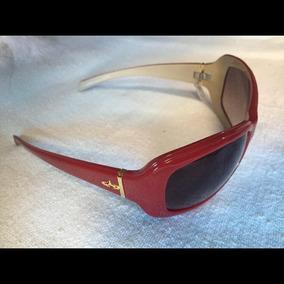 c86c90f2de89e Oculos Vermelho - Óculos De Sol Evoke no Mercado Livre Brasil